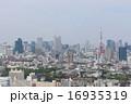 東京の街並み 16935319