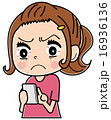 女の子 人物 ゲームのイラスト 16936136