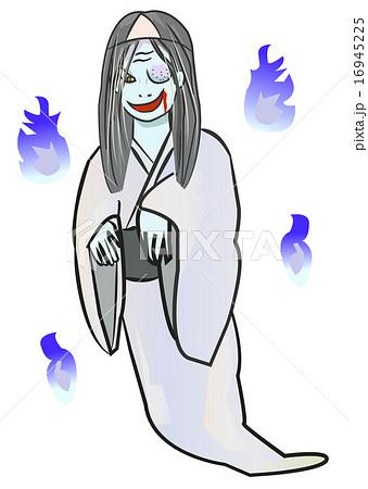 女性の幽霊 16945225