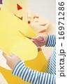切る 工作 図工の写真 16971286