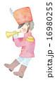 音楽隊のイラスト 16980255