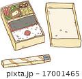 お弁当 17001465