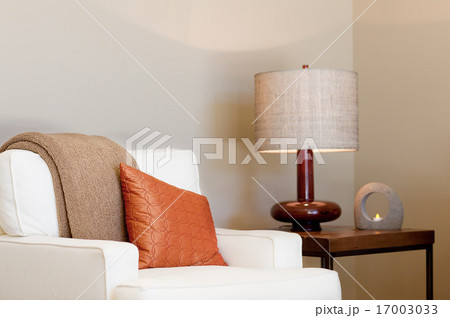 cozy seatの写真素材 [17003033] - PIXTA