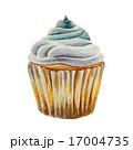 カップケーキ お菓子 スイーツのイラスト 17004735