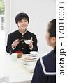 朝食 子供 食卓の写真 17010003