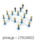 構成 組織 企業のイラスト 17010922