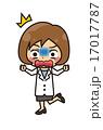 薬剤師 ベクター 女性のイラスト 17017787