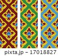 thai traditional style art pattern 17018827