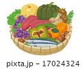 秋の味覚 17024324