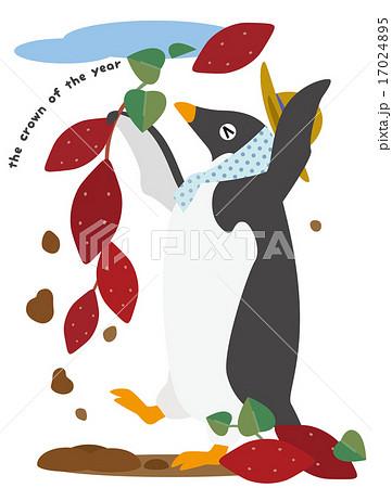 アデリーペンギン 秋の収穫 17024895