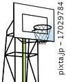 バスケットボールゴール 17029784