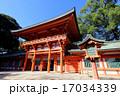 大宮氷川神社 楼門  17034339