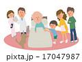 在宅医療と患者家族 17047987