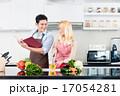 ズッキーニ 野菜 準備しているの写真 17054281