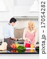 ズッキーニ 野菜 準備しているの写真 17054282