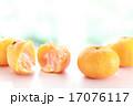 果物 果実 みかんの写真 17076117