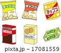お菓子 17081559