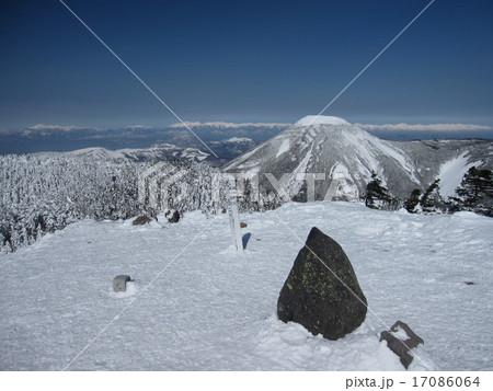 北八ヶ岳 蓼科 雪山 ピラタス 北横岳 スノーハイク 17086064