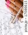 アルトサックス 楽器 楽譜の写真 17086615