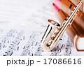 アルトサックス 楽器 楽譜の写真 17086616