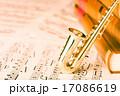 アルトサックス 楽器 楽譜の写真 17086619