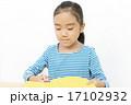 工作 色画用紙 人物の写真 17102932