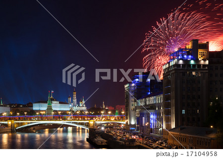 Victory Day celebrations in Moscow, Russia. 17104958