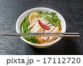 フォー ベトナムの麺料理 Noodles chicken of Pho Ga Vietnam 17112720