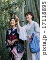 浴衣 女子旅 旅行の写真 17118895