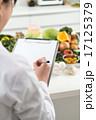 確認 チェック 管理栄養士の写真 17125379