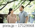 男女 外国人 カップルの写真 17129068