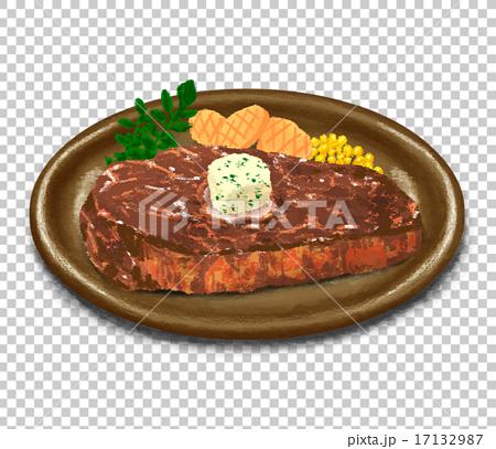 牛排 食物 食品 17132987