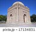 ウズベキスタンの世界遺産ブハラ歴史地区にあるイスマイール・サーマーニ廟 17134831