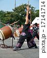 夏祭り和太鼓の演奏 17141714