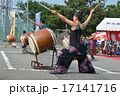 夏祭り和太鼓の演奏 17141716