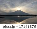 ダイヤモンド富士 風景 自然の写真 17141876
