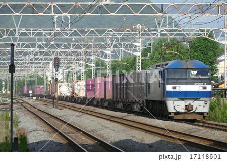 貨物列車 EF210 コンテナ 平塚駅 17148601