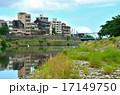 金沢散歩:金沢市内を流れる犀川 17149750