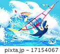 サメのウインドサーフィン 17154067