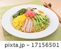 麺類 冷やし中華 中華麺の写真 17156501