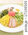 冷麺 冷やし中華 中華麺の写真 17156505