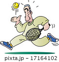 ベクター スポーツ 男性のイラスト 17164102
