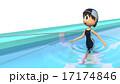 水中ウォーキング 17174846