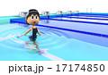 水中ウォーキング 17174850