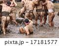 男たちの裸祭り 17181577