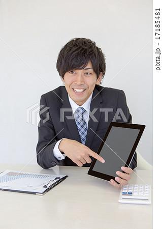 働くビジネスマン 17185481