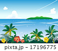 南の島 17196775