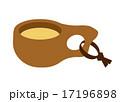 ククサに入ったスープ 17196898