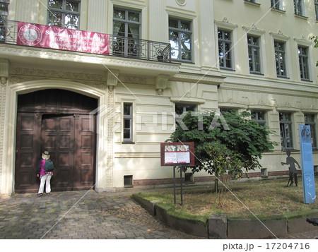 ドイツ ライプチヒ シューマンの家 17204716
