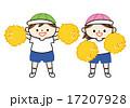 幼稚園保育園お遊戯イラスト 17207928